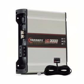 Modulo Potencia Taramps Hd3000 Dsp Compact 1 Canal 2 Ohms