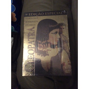 Dvd Box Cleopatra - Novo - Épico