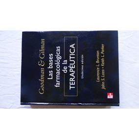 Goodman Farmacología 11ª Edición