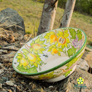 Bowl Frutera Mirabella- Colección Sorrento