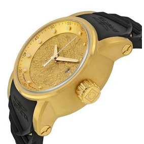 Relógio Invicta Yakuza S1 15863 18k Automático
