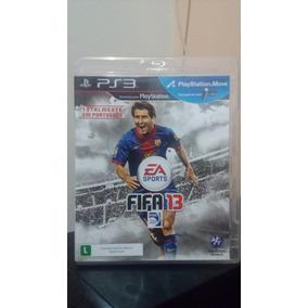 Jogo Playstation 3 Fifa 13 Ps3 Futebol 2013 Original