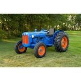 Vendo O Permuto Tractor Fordson Dexta Muy Bien De Mecanica