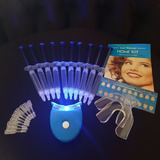 Kit Clareamento Dental Gel 44% Com 10 Seringas - Completo