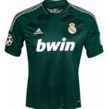 Camiseta Real Madrid adidas Champions League Climacool