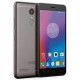 Smartphone Lenovo Vibe K6 16gb Dual Chip Tela 5pol Cinza
