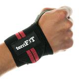 Muñequeras Wrist Wraps Crossfit Levantamiento Pesas Terrifit