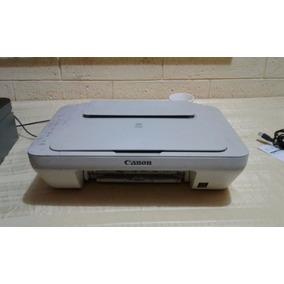 Impresora Canon Mg2410 Para Refacción O Reparación