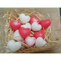 200 Mini Sabonetinhos De Coração - Sabonetes Lembrancinhas