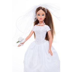 Boneca Susi Edição Comemorativa Susi Noiva Estrela