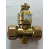 Llave Candado Bronce 3/4 Hh Para Gas Alarsa