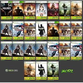 Pacote 11 Jogos Originais +dlc Xbox360 Mídia Digital N É Cd