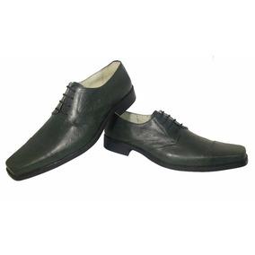 Zapato De Vestir Cuero-hombre Únicos-- Oportunidad