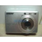 Câmera Digital Sony Cyber Shot Dsc-s730 7.2 Mp No Estado
