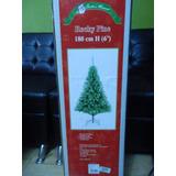 Arbol De Navidad Artificial De 180 Cm Aprox