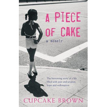 A Piece Of Cake Brown Cupcake