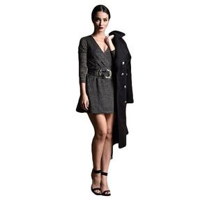Vestido 8013 Tela Lurex Otoño/invierno 2017| Aw