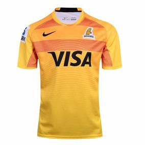 Camiseta Rugby Jaguares 2017 Titular/suplente