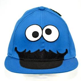 Come Galletas Sesame Street Gorra Importada 100% Original
