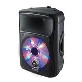 Bafle 15 Bocina Amplificada Led Bluetooth 12000 W