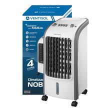 Climatizador Ar Frio Nobille 80w Branco 4l 8h 220v Ventisol
