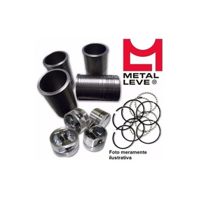 Kit Motor Mercedez Menz Om314 / Om352 Metal Leve K995