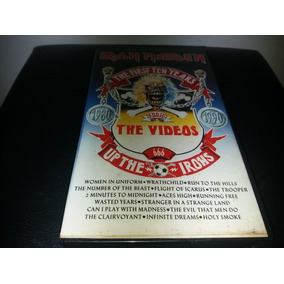 Vhs - Iron Maiden - The First Ten Years The Videos