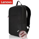 Mochila Lenovo 15.6 Thinkpad Básica Backpack 4x40k09936