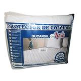 Protector De Colchon Queen De Luxe