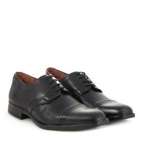 Zapatos Negro De Vestir Acordonado De Hombre Batistella
