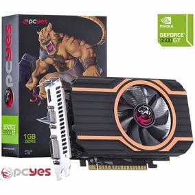 Placa De Vídeo Geforce Nvidia 9500gt 1gb Ddr3 128 Bits Hdmi