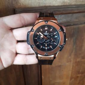 e9bd9c945f2 Relogio Hublot Geneve Big Bang 694440 - Relógios con Mercado Envios ...