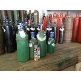 Cilindros Oxigenio,solda,mistura.co2,argonio,nitrogenio