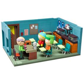 Mcfarlane Toys South Park The Classroom Set Para Construir