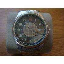 Reloj Swiss Army. 100% Original Suizo. All Stainless Steel.