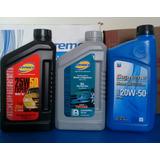 Aceite 15w40 20w50 25w50 Venoco/chevron Originales Mineral