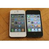 Iphone 4 En Blanco Y Negro Mas 1 Estuche Nuevo