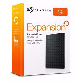 Hd Portátil Seagate Original 1tb Usb 2.0 / 3.0 - Barato