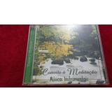 Cd Convite À Meditação-músicas Instrumentais/1221