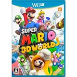 Super Mario 3d World Nintendo Wii U Nuevo Sellado De Fabrica
