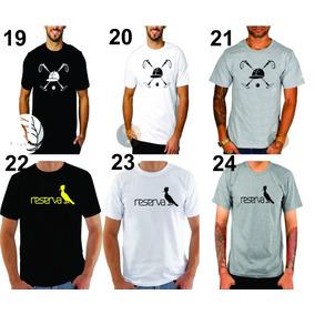 Camiseta Camisa Polo Play Armani Reservaa Sergio K Aleatory