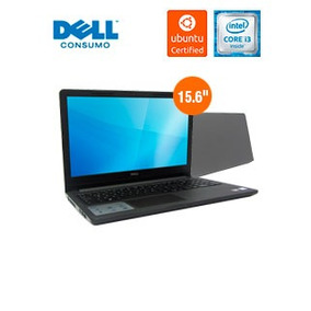Notebook Dell Inspiron 15, 15.6 Hd, Intel Core I3-6006u 2.0