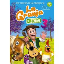 Las Canciones De La Granja De Zenón Vol. 3 - Dvd + Cd
