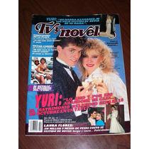 Tv Y Novelas Yuri 1986 Revista