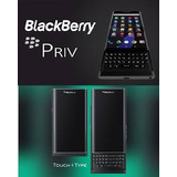 Cel Blackberry Priv, Android!teclado!seguro! Un Blackberry!