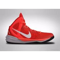 Tenis Nike Para Caballero Bota Rojo - Envio Incluido