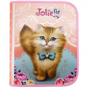 Fichário Universitário Jolie Pet Tilibra