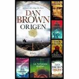 Origen - Dan Brown Pack 7 Libros Pdf Epub Mobi Envio X Mail