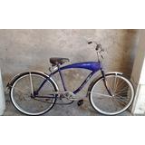 Bicicleta Antigua-retro-vintage-balona-rodada 26