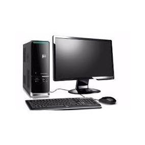 Computador Hp Completa Pro 6300 Intel Pentium Dual Core